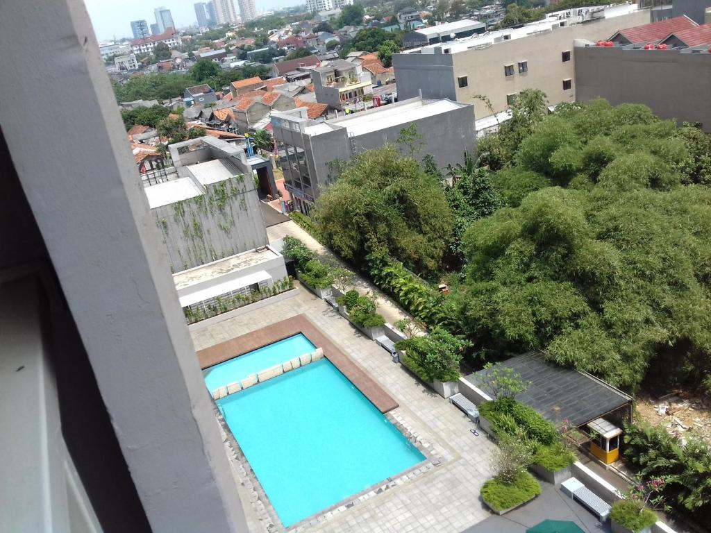 Bintaro Park View By Angelynn, Apartment Jakarta