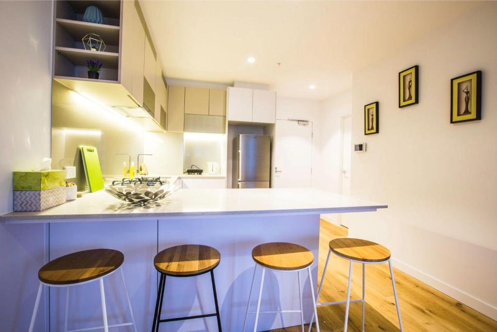 Southern Cross New Apartment, Wohnung Melbourne