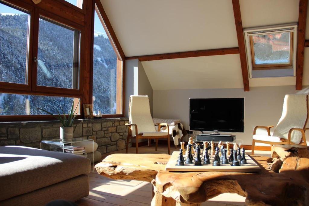 Luxe Chalet Badkamer : Chalet luxe a la montagne informatie en online boeking