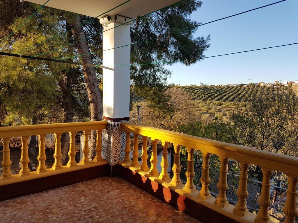 Casa Campo Carmeli Holiday Home Baena