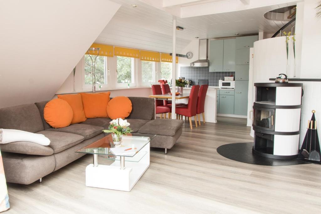 """Maison de vacances """"schöner Wohnen"""", Appartement Westerstede"""