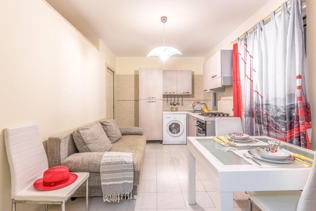 Appartamento Rosa Blu 2 Piano Myho Casa Wohnung Torre Canne