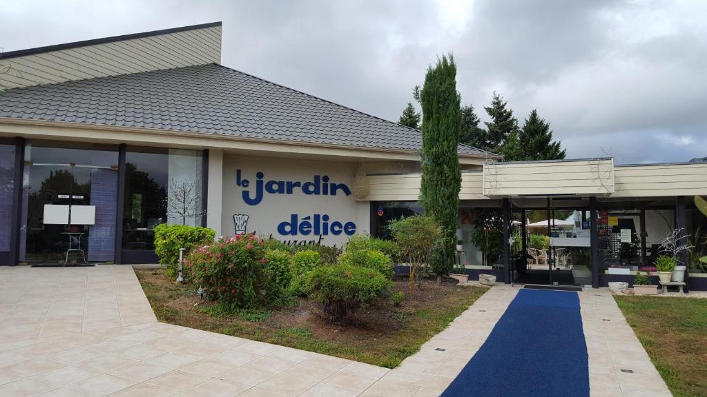 hotel restaurant le jardin d lice montlu on online