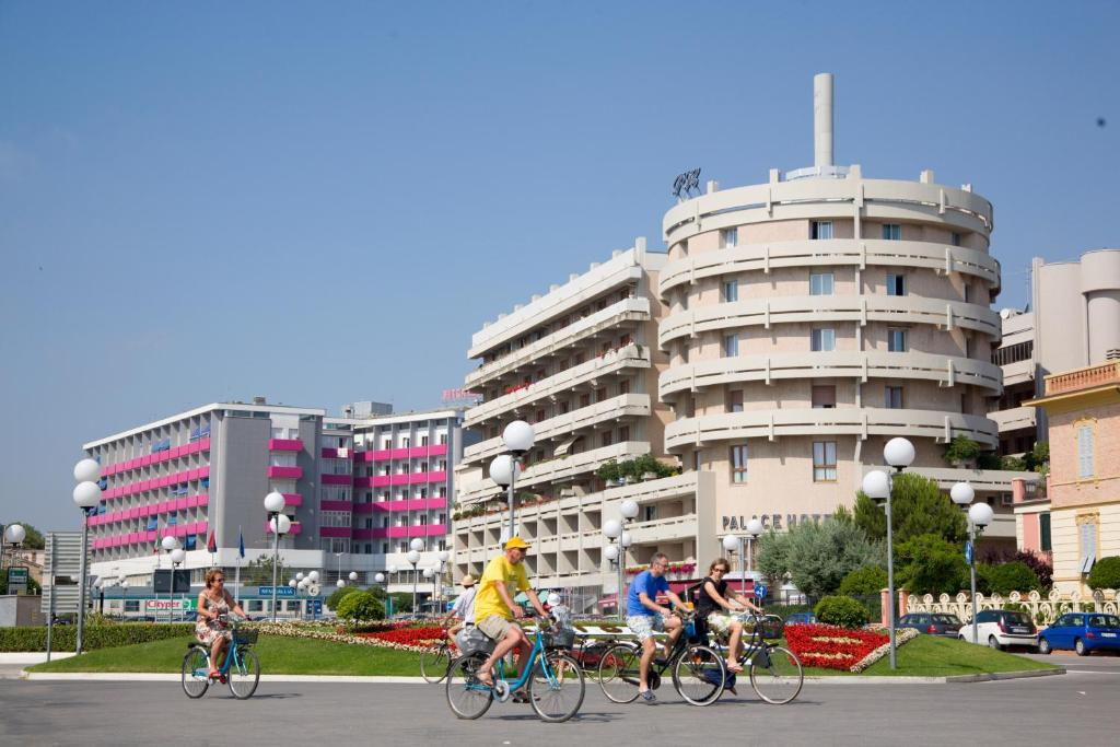Hotel palace senigallia prenotazione on line viamichelin - Hotel international senigallia ...