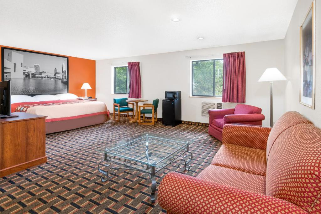 Hotel Rooms Kent Ohio