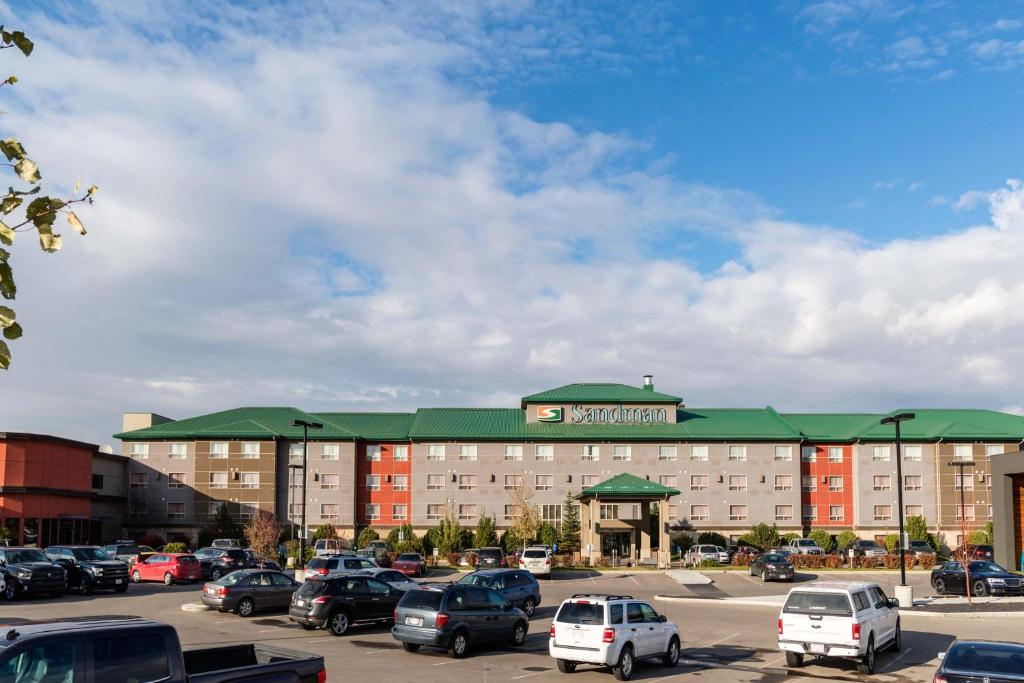 Calgary Hotels With Airport Shuttle
