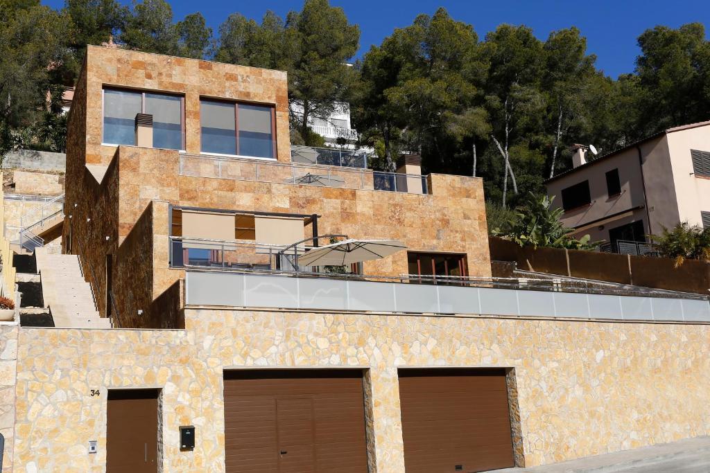 Casa de vacaciones Cala de La Mora, Villas Tarragona