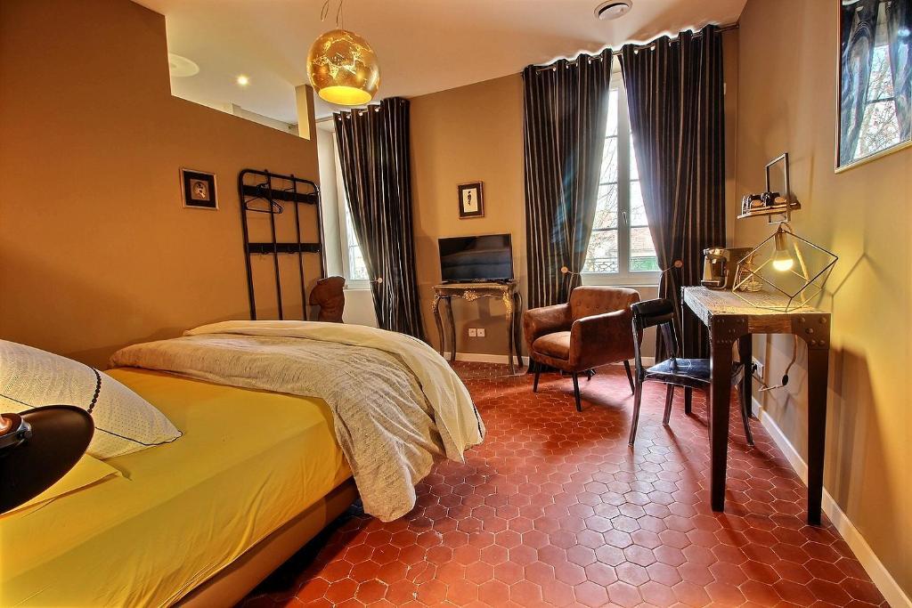 Chambres d\'hôtes Effets Personnels, Chambres d\'hôtes Orange