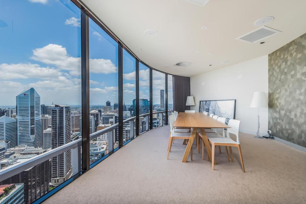 Infinity Pool City Apartment, Wohnung Brisbane