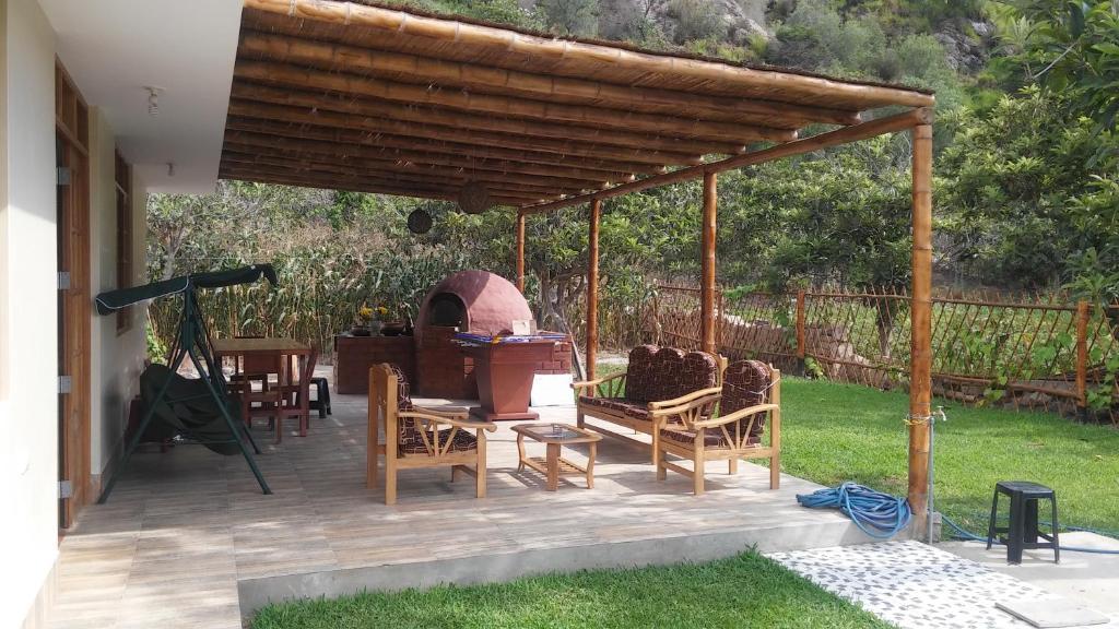 Casa De Campo Chinkay Lunahuana Holiday Home Lunahuana