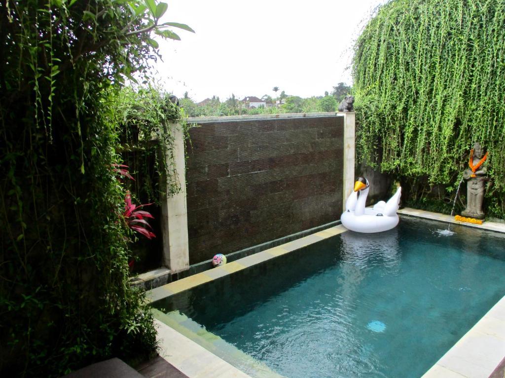 Vasca Da Bagno Uma : Uma padi villa villas ubud