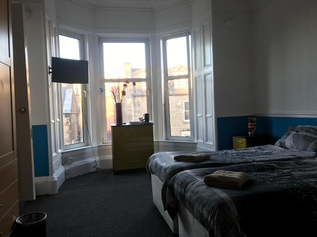 Gilmore Guest House, Gästezimmer Edinburgh