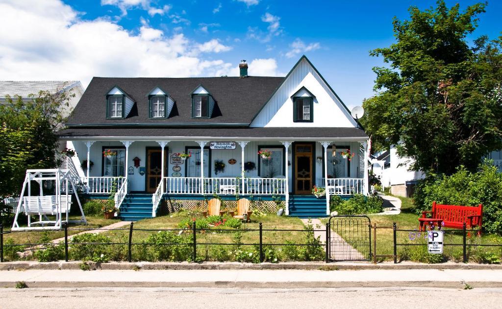 Maison Hovington - Chambres d\'hôtes à Tadoussac (Québec, Canada)