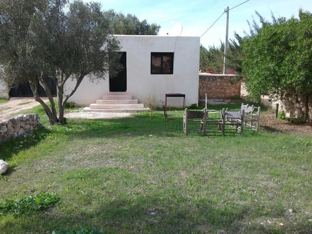 Petite Maison avec Jardin, Gästezimmer Essaouira