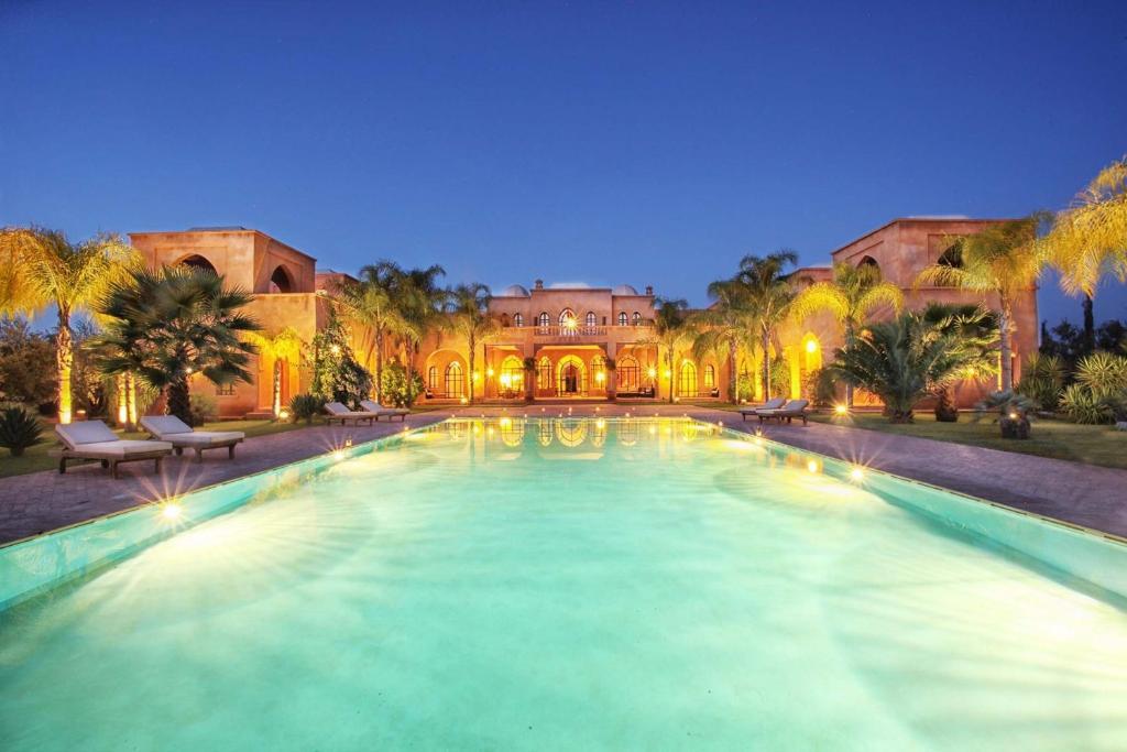 Villa Dar Moira By Sejour Maroc Villa A Marrakech Maroc