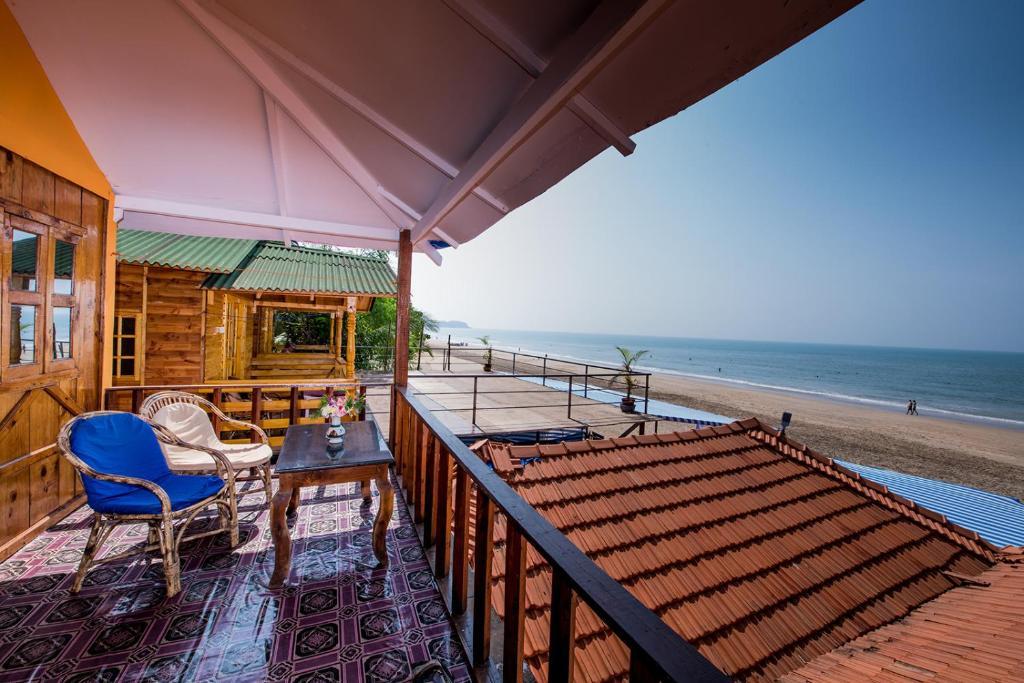Om Sai Beach Huts Als Agonda