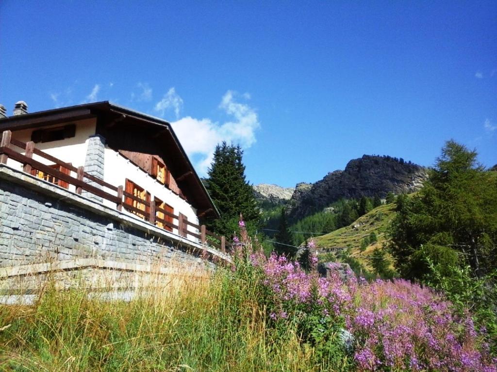 Casa Di Montagna Valle D Aosta Champorcher Maison De Vacances