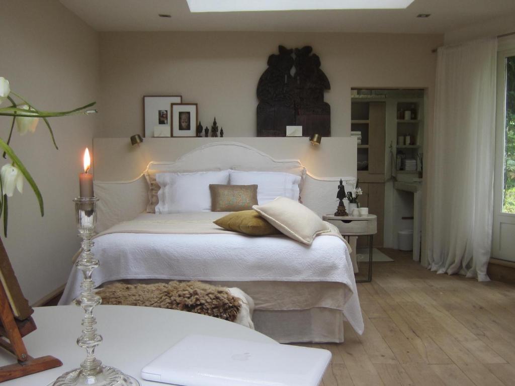 La chambre blanche, Wohnung Heerlen