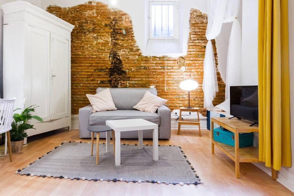 Appartement cocooning en hyper centre saint etienne appartement