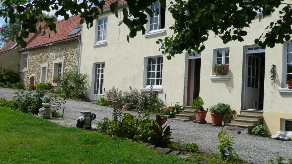 Bed & Breakfast Le clos de Tournes - Bed & Breakfast in Echi