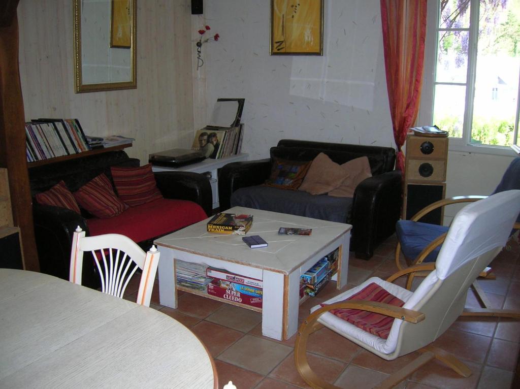 Gästezimmer Le Petit Jardin De Yoyo Gästezimmer Monts