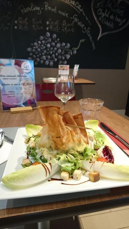 Campanile strasbourg illkirch geispolsheim r servation - Restaurant la table de l ill illkirch ...