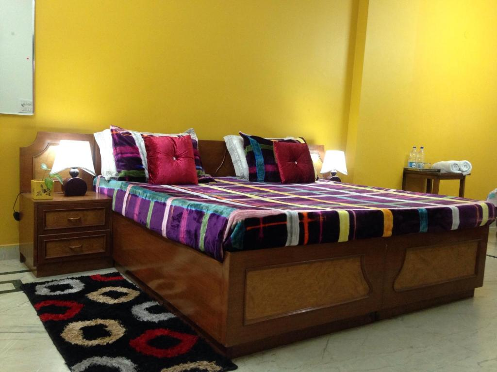 Parkash Bed And Breakfast Bed Breakfast New Delhi