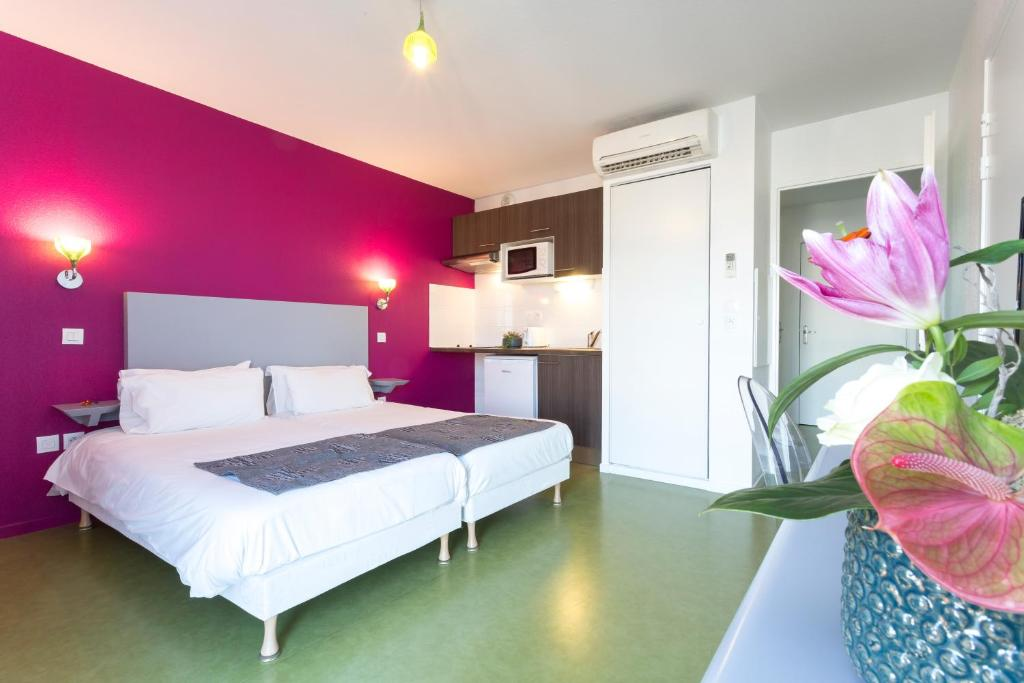 N m a appart 39 hotel toulouse constellation toulouse for Appart hotel 31300