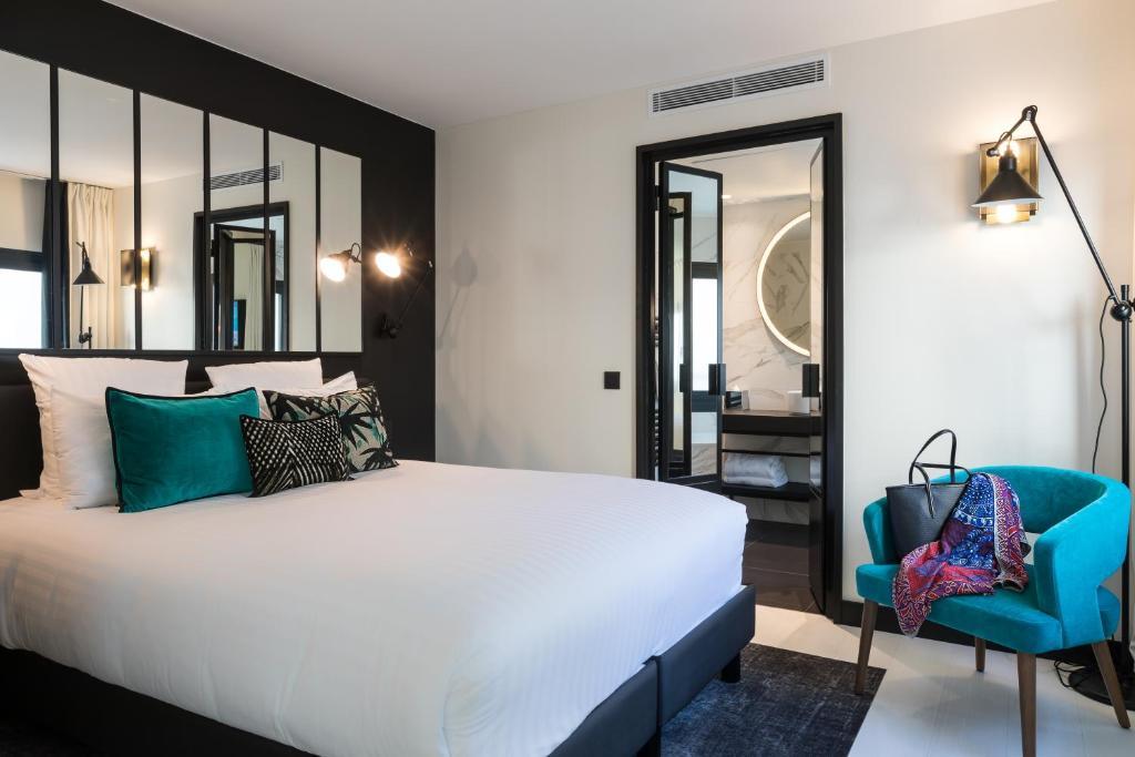 laz 39 hotel spa urbain paris r servation gratuite sur viamichelin. Black Bedroom Furniture Sets. Home Design Ideas
