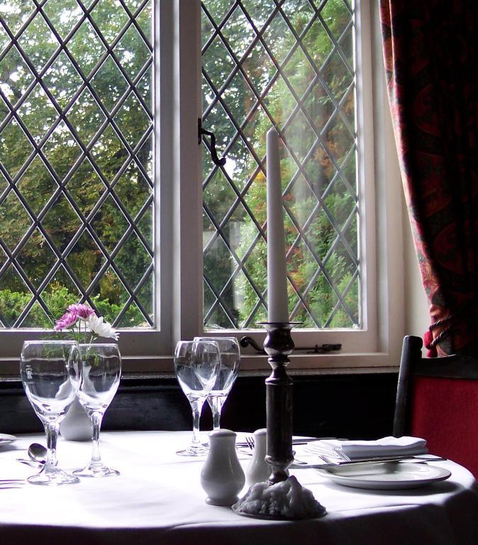 Brickwall Hotel Restaurant