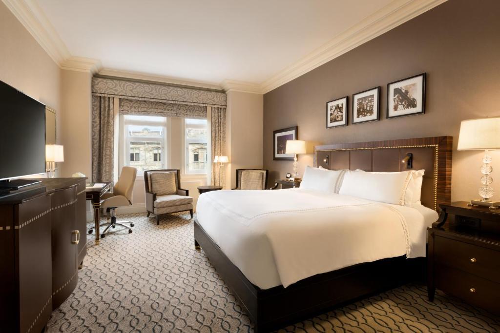 Chateau Laurier Room Service Menu