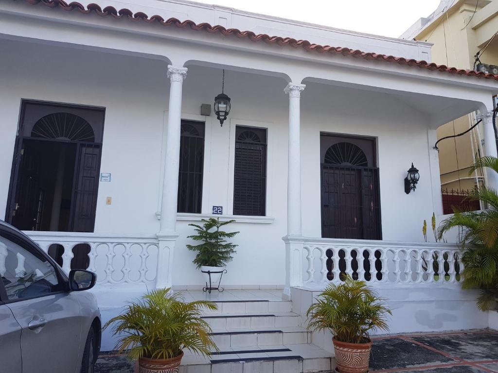 Mercedes Hostal Apartamentos Santo Domingo