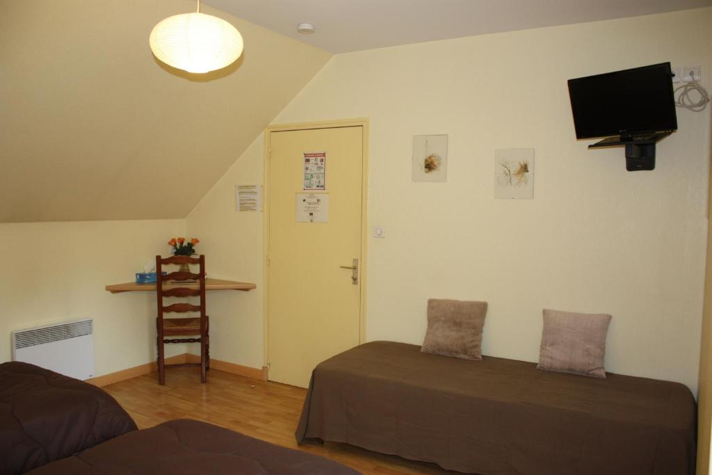 Twin Room Of 18 M²