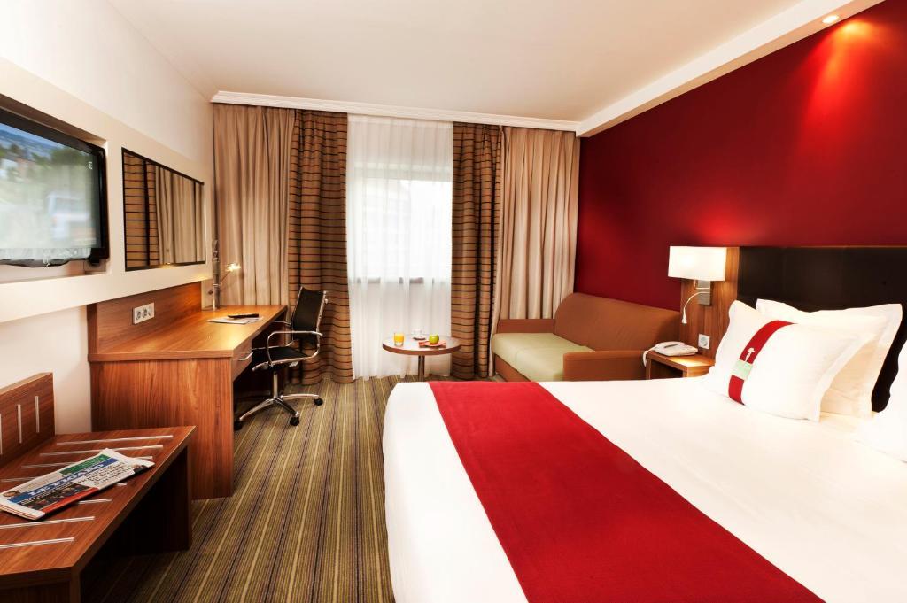 Holiday inn paris marne la vall e r servation gratuite - Hotel marne la vallee chambre familiale ...