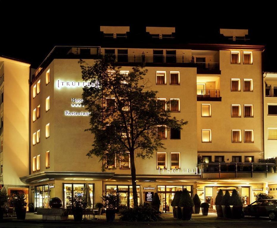 Citta tr ffel hotel wiesbaden prenotazione on line for Designhotel wiesbaden