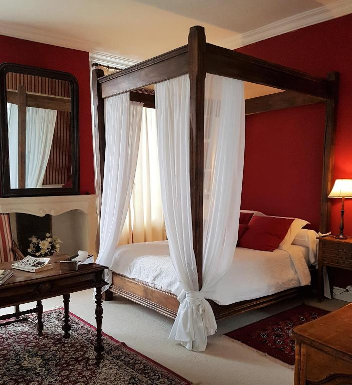 Bed & Breakfasts Château de Beaulieu, Bed & Breakfasts Saumur