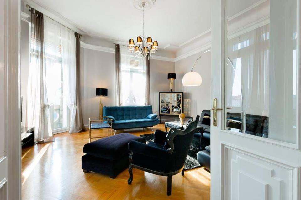Art deco basilica residence appartement budapest