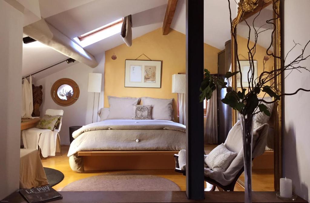 Chambre d\'hôtes du lac de Fugères, Gästezimmer Le Puy-en-Velay