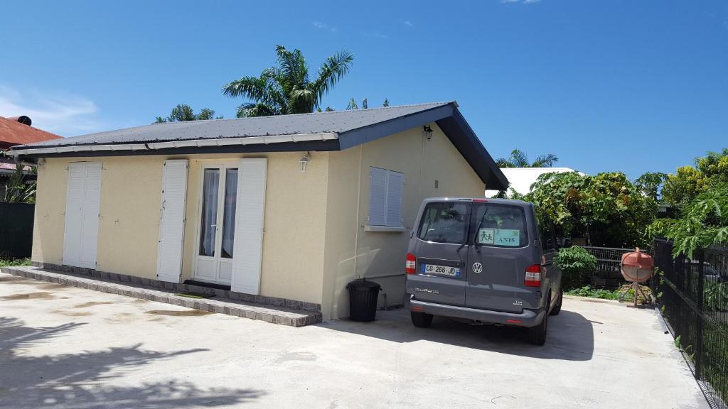 Maison Réunion Holiday Home Bras Panon