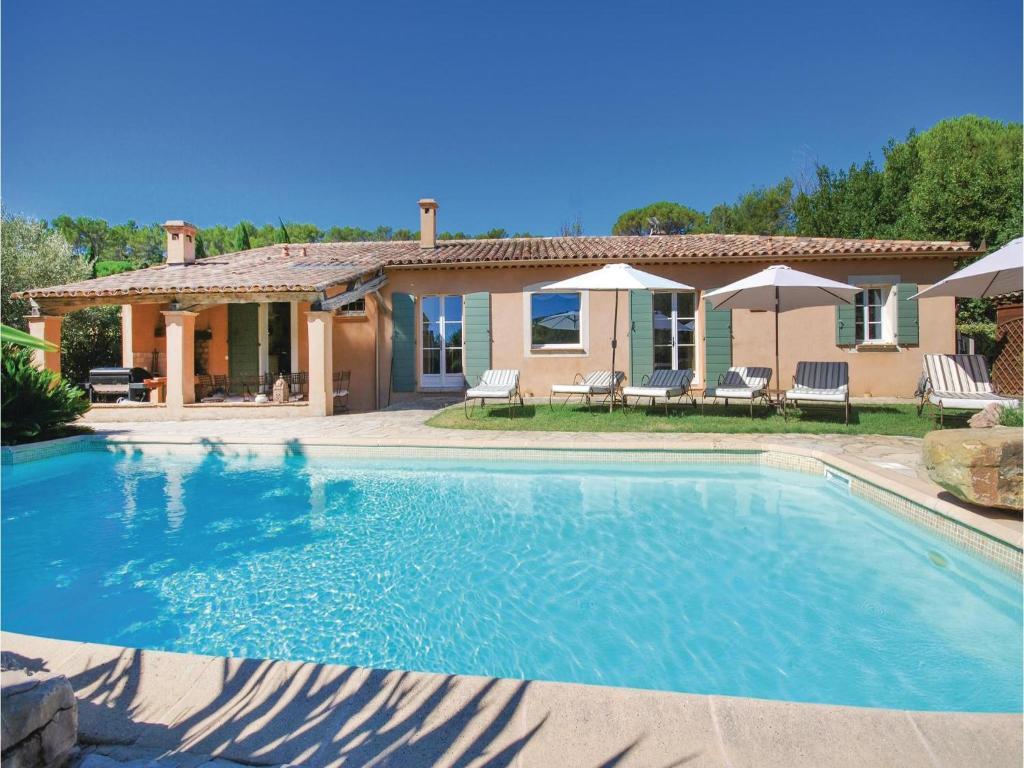 6 kamers Vakantiehuis in Lorgues - Vakantiehuis in Lorgues in le Var ...