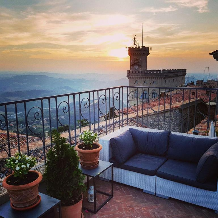 B&B San Marino Suite, Chambre d\'hôtes Saint Marin