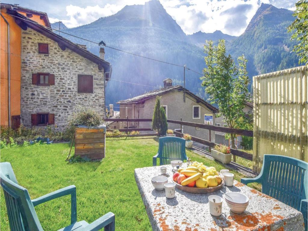 Casa Glarey Maison De Vacances Cogne