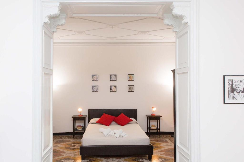 Divano Letto Matrimoniale A Genova.Leone X Genova Bed Breakfast Genoa