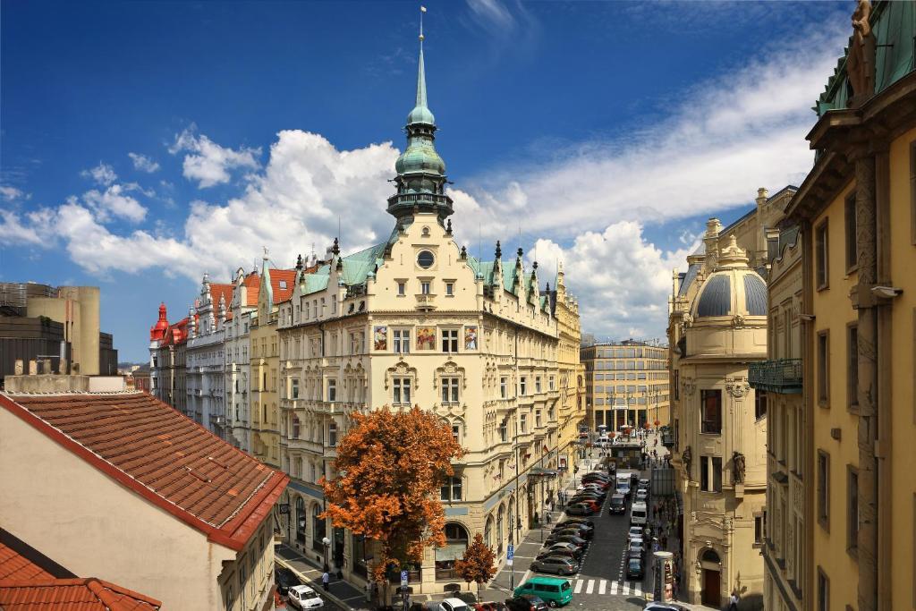 Smoking Hotel Rooms Prague