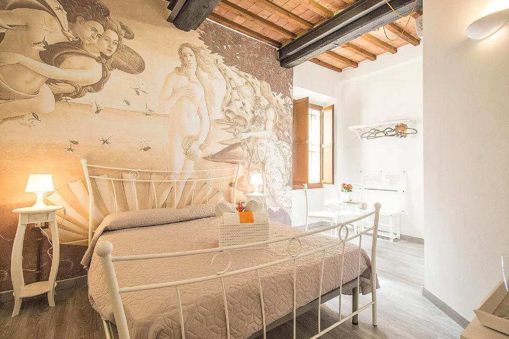 Camera Matrimoniale A Grosseto.Tuscanhistory Guest House Bed Breakfast Grosseto
