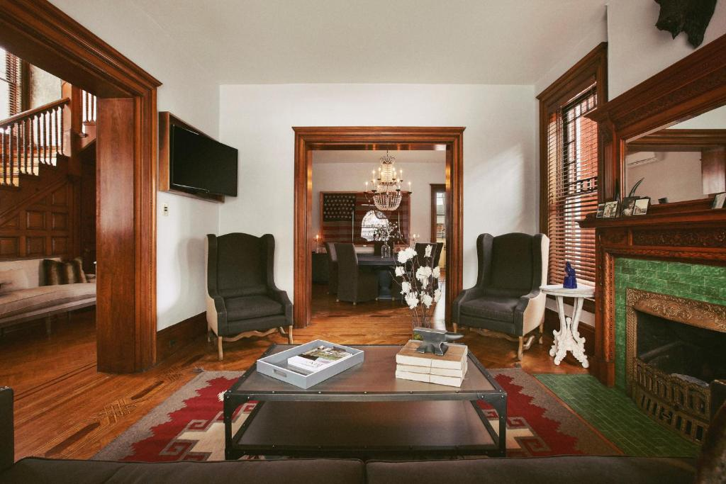 Henry Lee House Maison De Vacances Denver