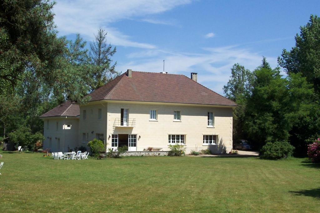Chambre d'hôtes Domaine de Beauvilliers - Chambre d'hôtes à ... on