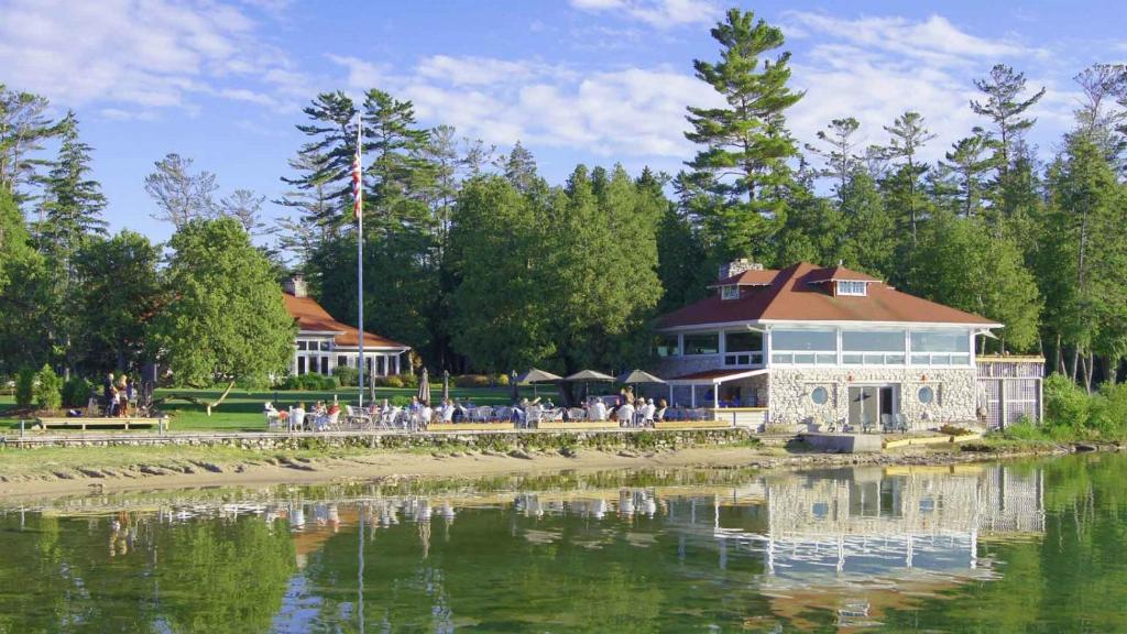 Gordon Lodge Washington Island Book Your Hotel With