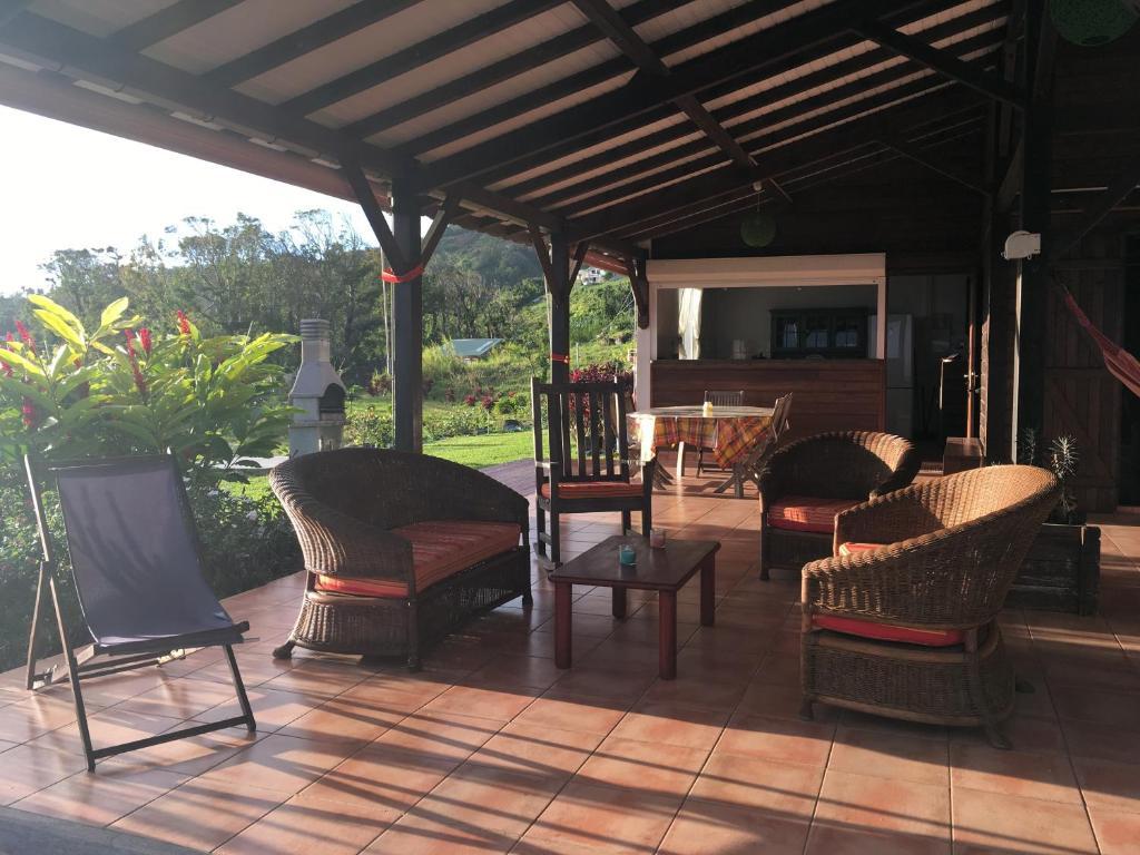 Ilot Central Vitre ~ L Lot Fruits Guadeloupe Villas Trois Rivi Res