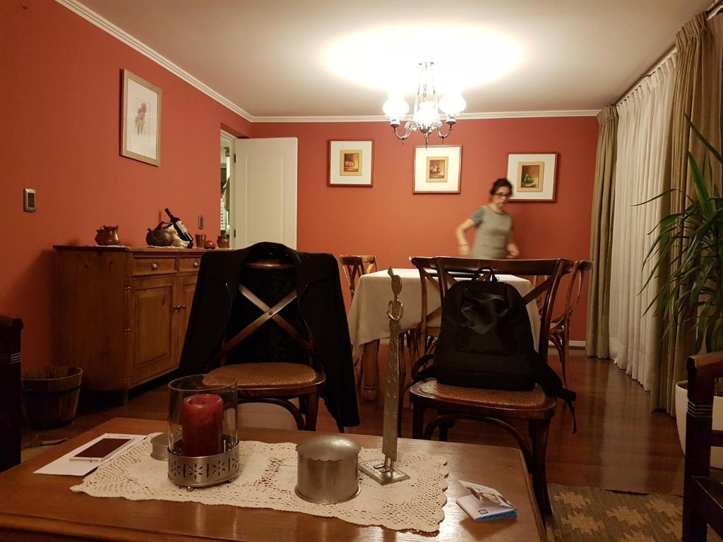 La Reina, Bed & Breakfasts Santiago do Chile